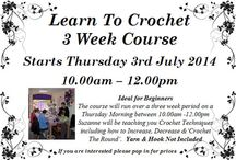 Monthly Classes / Craft Classes held in our Crafting Area / by Craft And Hobbies
