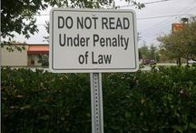 Law Humor