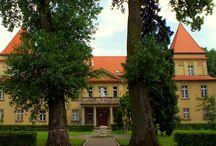 Bucz - Pałac