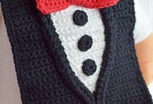 ||Crochet Babies Bibs||