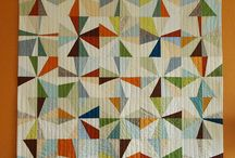 quilting / by Becky Karlie