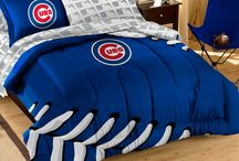 Chicago Cubs Bedding, Merchandise, Decor & Gifts / Chicago Cubs Bedding and  Merchandise are awesome ways to decorate your home & office to create your own Cubs fan zone in your bedroom, kid's bedroom, game room, study, kitchen, living room, and even the bathroom. Also magnificent as Chicago Cubs fan gifts. Cubs Fans - Show off your team spirit today!