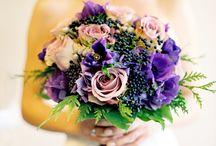 Purple Wedding Ideas / http://weddingskenya.com