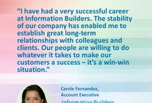 Inside look: Employees / See what our employees have to say about us.
