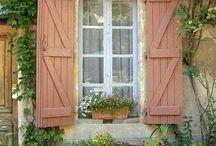 Ikkunoita/windows