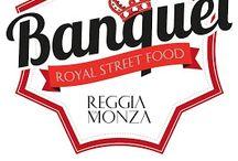 Royal Street Food Banquet, cibo di strada in Villa Reale dal 10 al 12 Giugno Monza