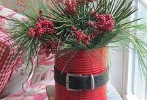 Ho Ho Holiday Ideas / Christmas, Hanukkah and Holiday Decorating, Entertaining, Activities and Recipes