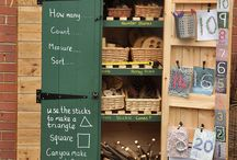 Children's Activities: Outdoor Maths