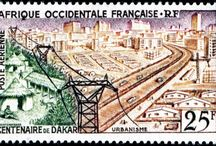 French Afrique Occidentale Stamps