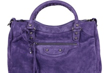 Bags / Bags... of all kinds... of all colors... tote, hobo, satchel... I want them all! / by Awesome Wardrobe