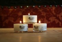 SOAK Yourself Candles / The relaxing and restorative qualities of candles have long been understood. Aromatherapy, the use of essential oils and aromatic compounds to heal the mind and spirit, is widespread in medicinal practices throughout cultures the world over. Candles play a prominent role in the restorative affects of aromatherapy.  Our plant wax candles are 100% organic and made exclusively from natural plant wax. The candles themselves are both environmentally-friendly and obtained from sustainable sources.