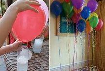 inflar globo