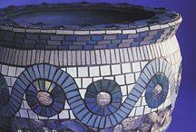 Mosaic - Pots