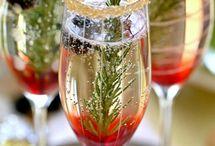 Winter Wedding Signature Drinks