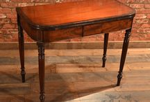 Antique Tables / A selection of antique tables for sale from London Fine Ltd, U.K.