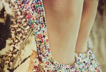 FASHION: Sparkly Accessories / I love all things that glitter.