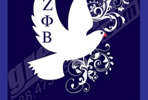 Zeta Phi Beta / by Nichole Obey