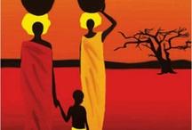 África negritas