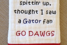 Go Dawgs! / Pins about the best team in the world - the Georgia Bulldogs (whether they are winning or not) How 'Bout Them Dawgs!