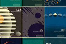 Astronomy / Design inspiration