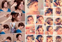 hairstyles / Hairstyle Haircuts Embellish your hair Hairpins Bobby pins Hair pin