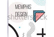bold graphic vector style
