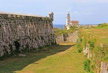 Fortalezas de La Habana / Castillo del Morro, Castillo de la Punta, La Cabaña y otras fortalezas de La Habana. / by Paseos por La Habana
