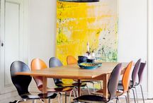 Interior spaces - Dining