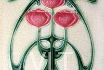 Art Nouveau / by Jenny Higginbotham