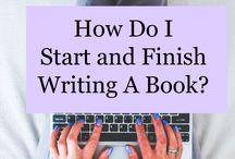 Skrive en bok