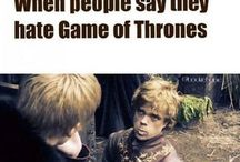 Game of Thrones / Everything about GOT