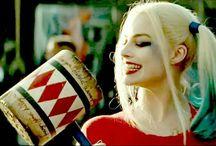 Harley Quinn&Joker