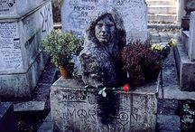 Pere Lachaise Cimetary &Famous toumb people