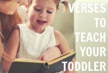 Blessings for Toddlers