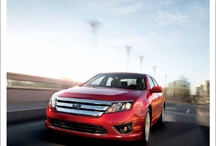 2012 Fusion Brochure / by Denny Andrews Ford Sales