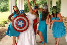 Marvel Dream Wedding