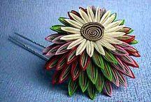 Kannzashi Flowers / by Beverly Mathias Flaton