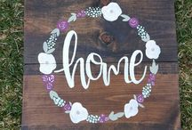 DIY decor home