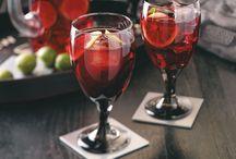 Cocktails and Mocktails / Our favorite cocktail recipes.