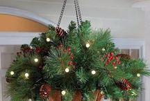 kültéri karácsonyi dekoráció