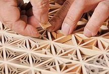 Kumiko / japanese woodworking