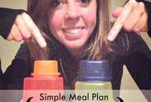 Healthy Recipes and Meal Preps