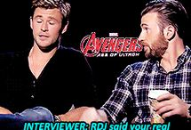 Marvel Funny Interview