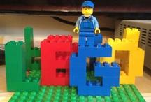 Birthday Party- Lego