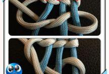 knopen,touw enz.
