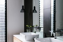 bathrooms and laundry ideas