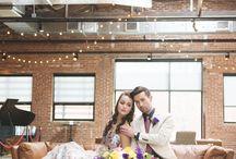 AMANDA & CHRIS / November 2017 Ovation Wedding!