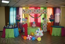 Girl Birthday Parties / by Daisy Mae
