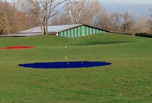 Driving Range - Golf Club Udine Italy