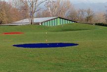 Driving Range - Golf Club Udine Italy